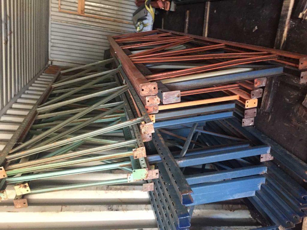 Warehouse Pallet Shelving Racks